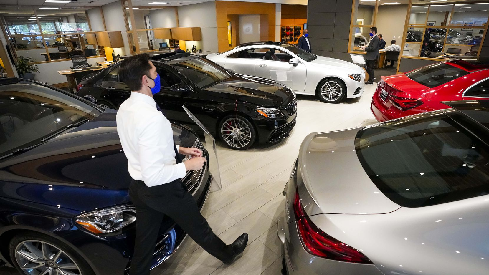 After Christmas Sales Dallas Tx 2020 North Texas car dealerships are reopening showrooms after