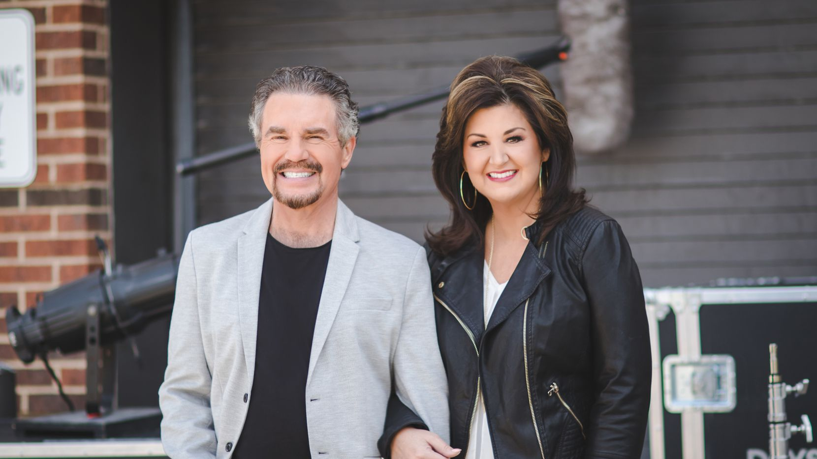 Marcus and Joni Lamb of Bedford-based Daystar Television Network.