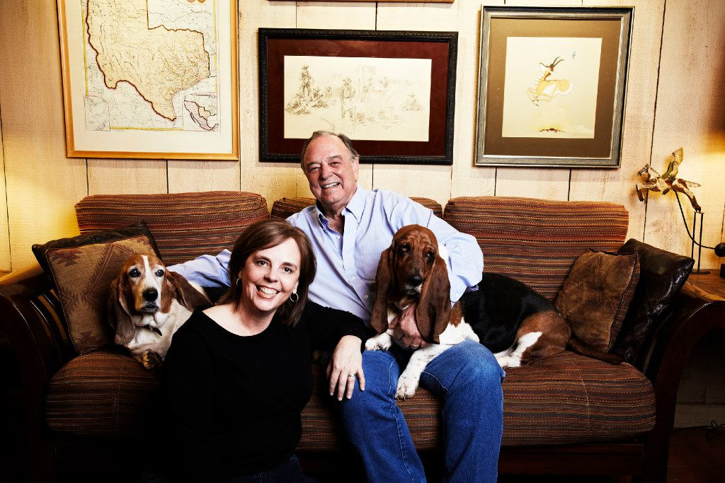 Lisa and Tom Perini are the ultimate hosts, and their pups Gus and Jett are equally hospitable.