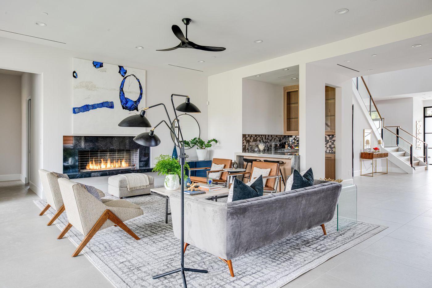 Take a look inside the home at 6426 Azalea Lane in Dallas, TX.
