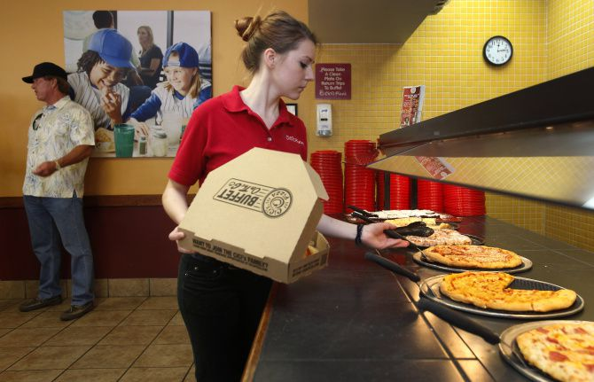 Irving-based CiCi's runs 11 pizza buffets in the U.S. and franchises the concept to 307 more. The franchisees aren't a part of the bankruptcy filing.