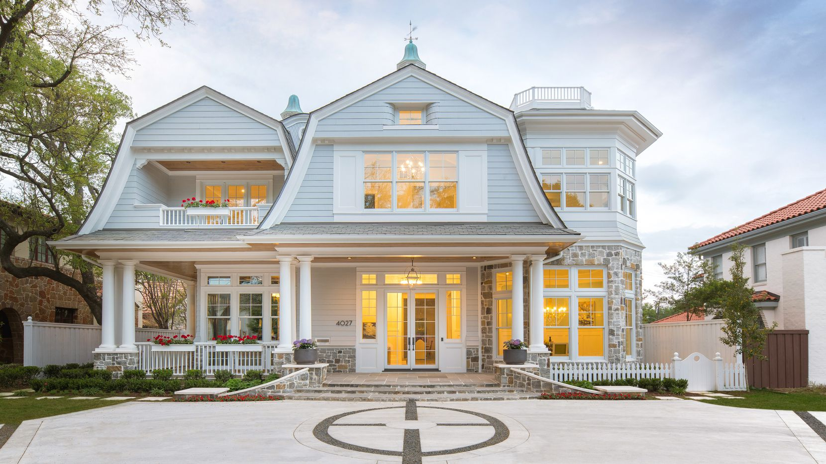 Take a look at the home at 4027 University Blvd. in Dallas.