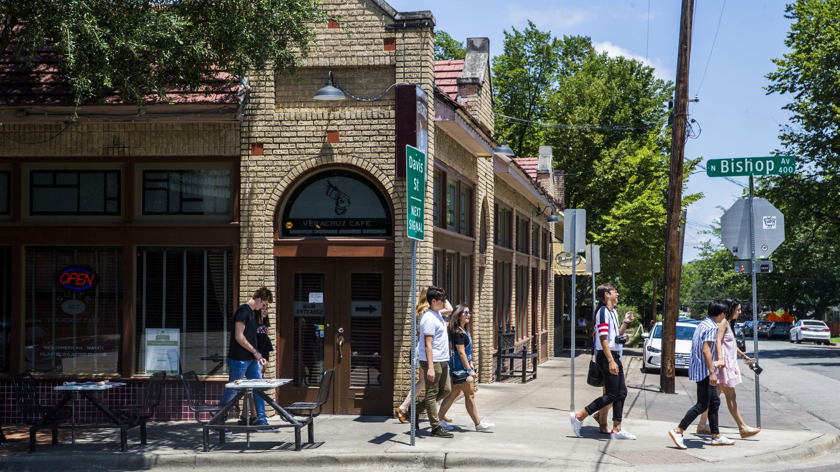 Bishop Arts District on Thursday, June 29, 2017 in Dallas