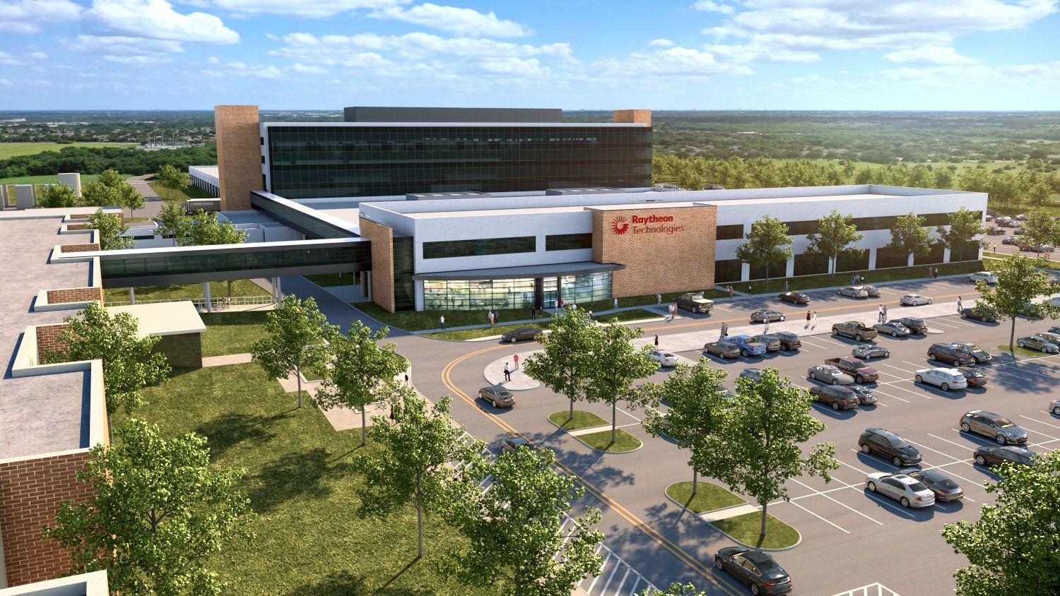 Raytheon Intelligence & Space opened its new manufacturing center, creating 500 jobs.