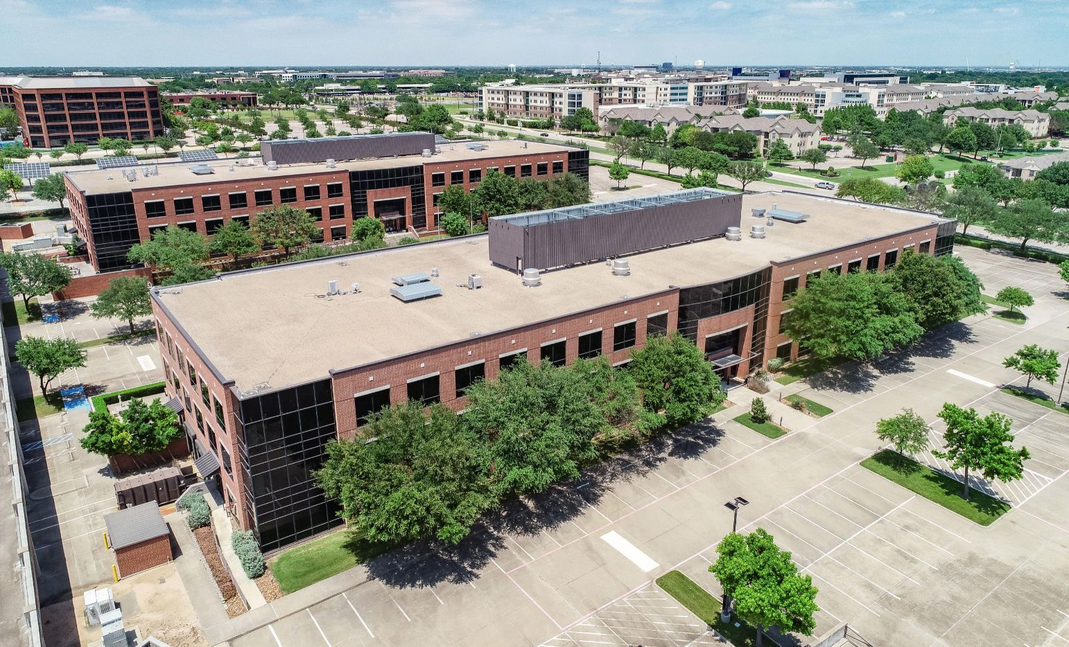 Capital Commercial Investments bought the Waterview 190 campus.