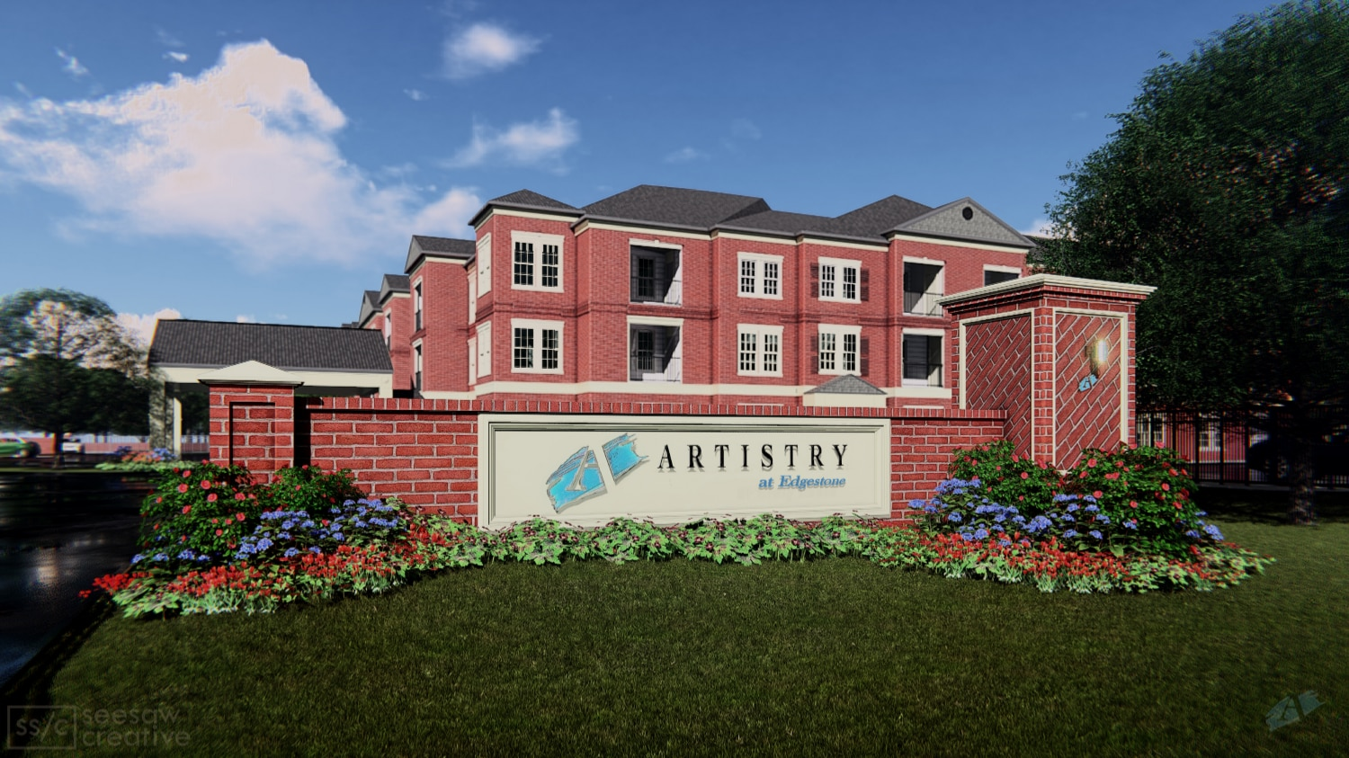 Presidium's Artistry at Edgestone rental community will have 188 units.