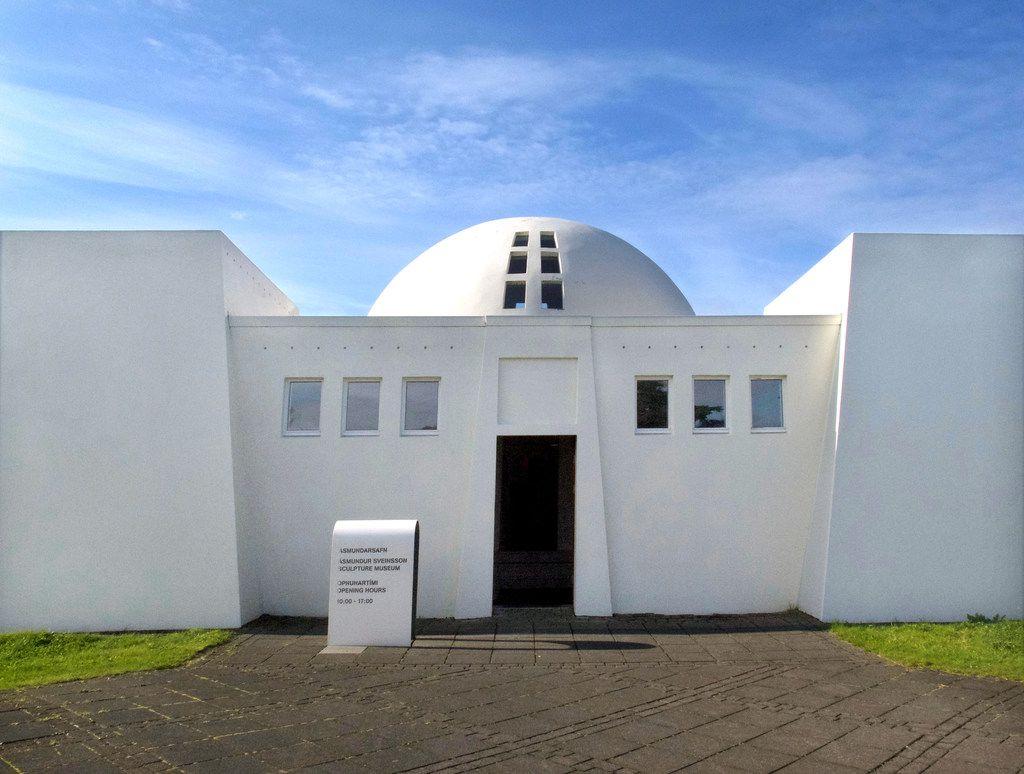 Reykjavík Art Museum, Ásmundarsafn