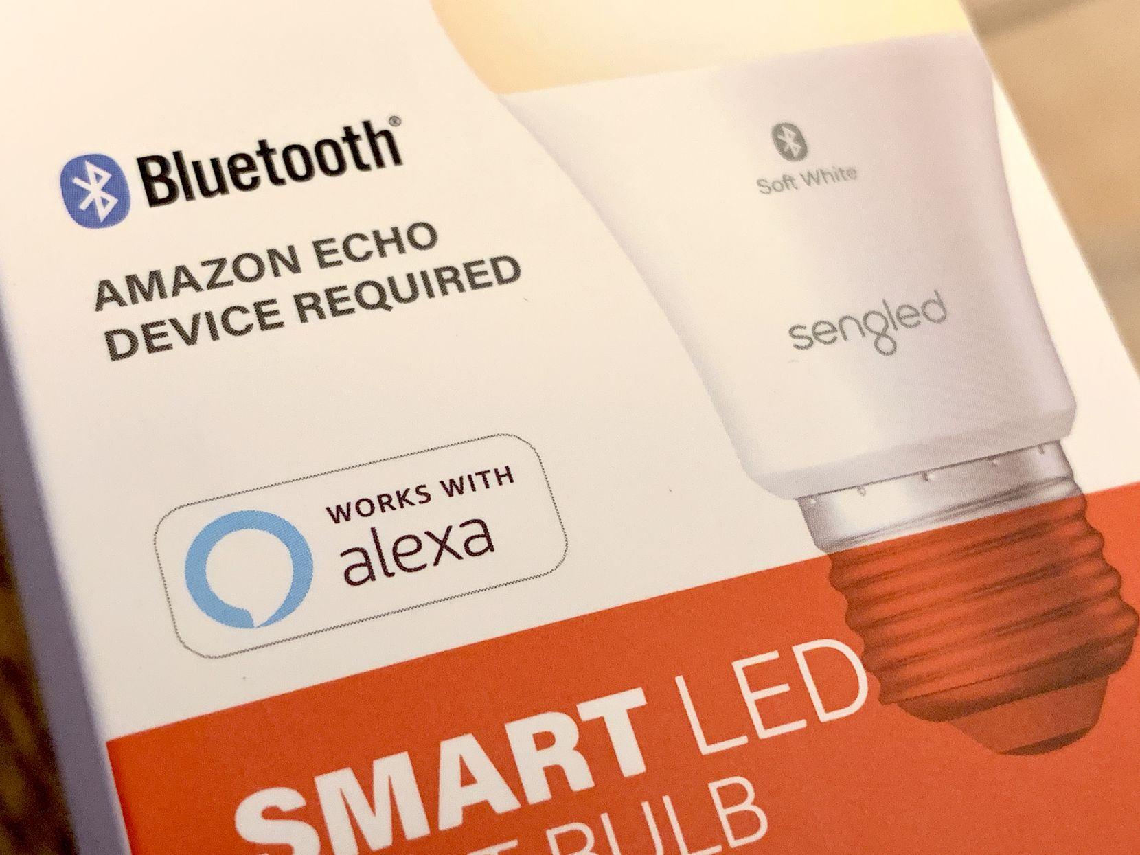 "Look for a ""Works with Alexa"" badge on your smart home gadgets to make sure they are compatible."