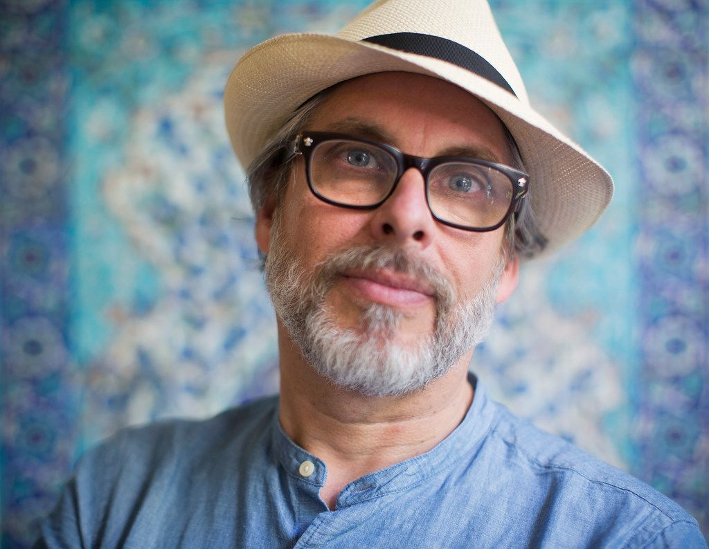 Michael Chabon (Oded Balilty/The Associated Press)