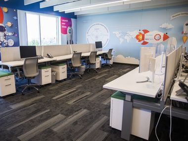 Wipro, an IT company with 1,200 employees in Texas, last summer opened a Pivotal Center of Excellence in Plano.