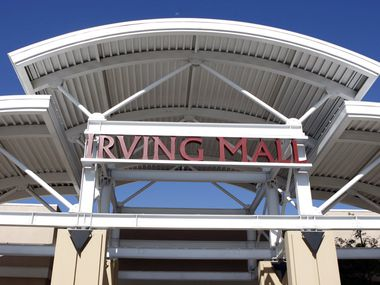 Most of the early department store anchors have changed at Irving Mall, which turned 50 years old this summer.