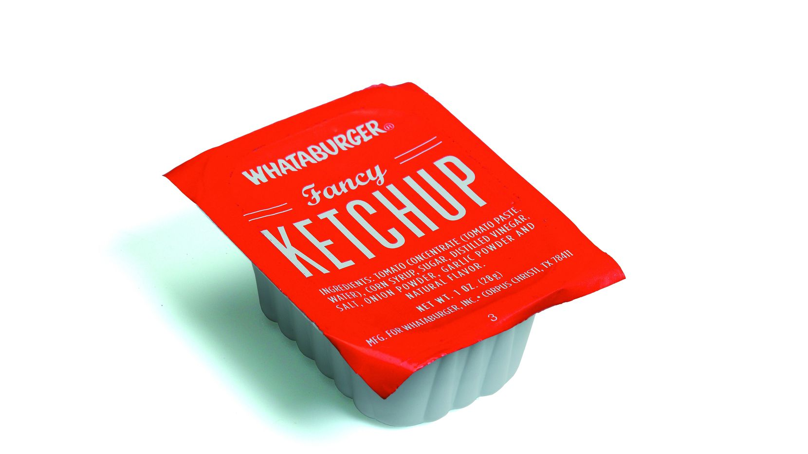 Whataburger's Fancy Ketchup was introduced in one-ounce tubs in 1985.