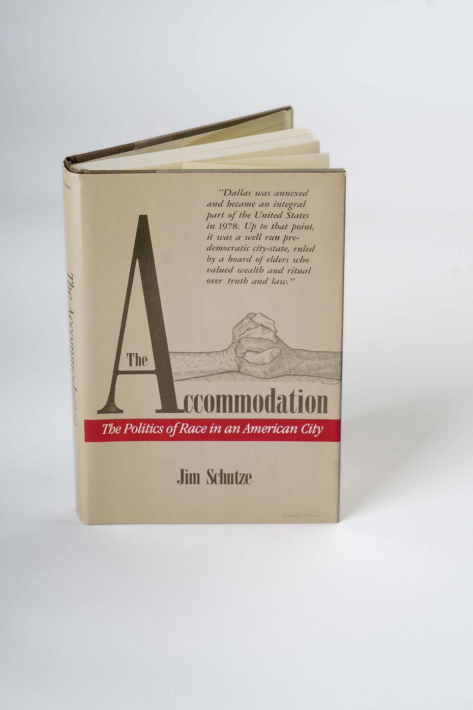 'The Accommodation' by Jim Schutze
