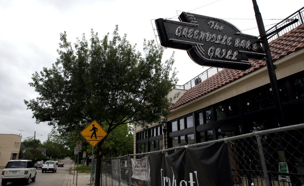Greenville Bar and Grill changed names a lot. At one point, it was Asian restaurant Rohst.