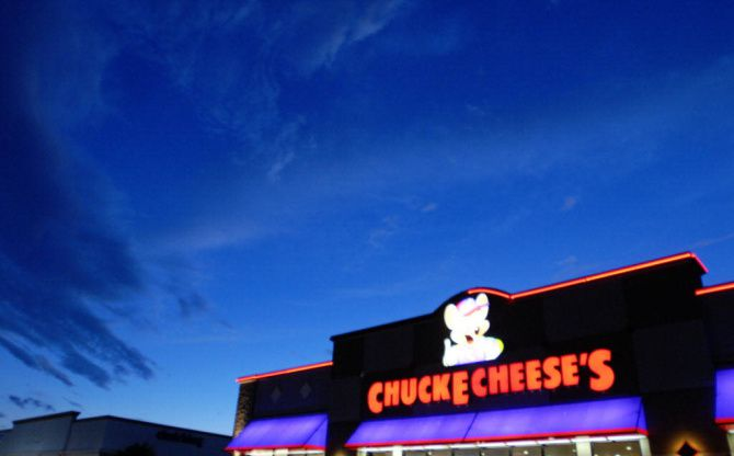 Some Chuck E. Cheese locations will open two hours early to allow for sensory-sensitive playtime this Sunday.