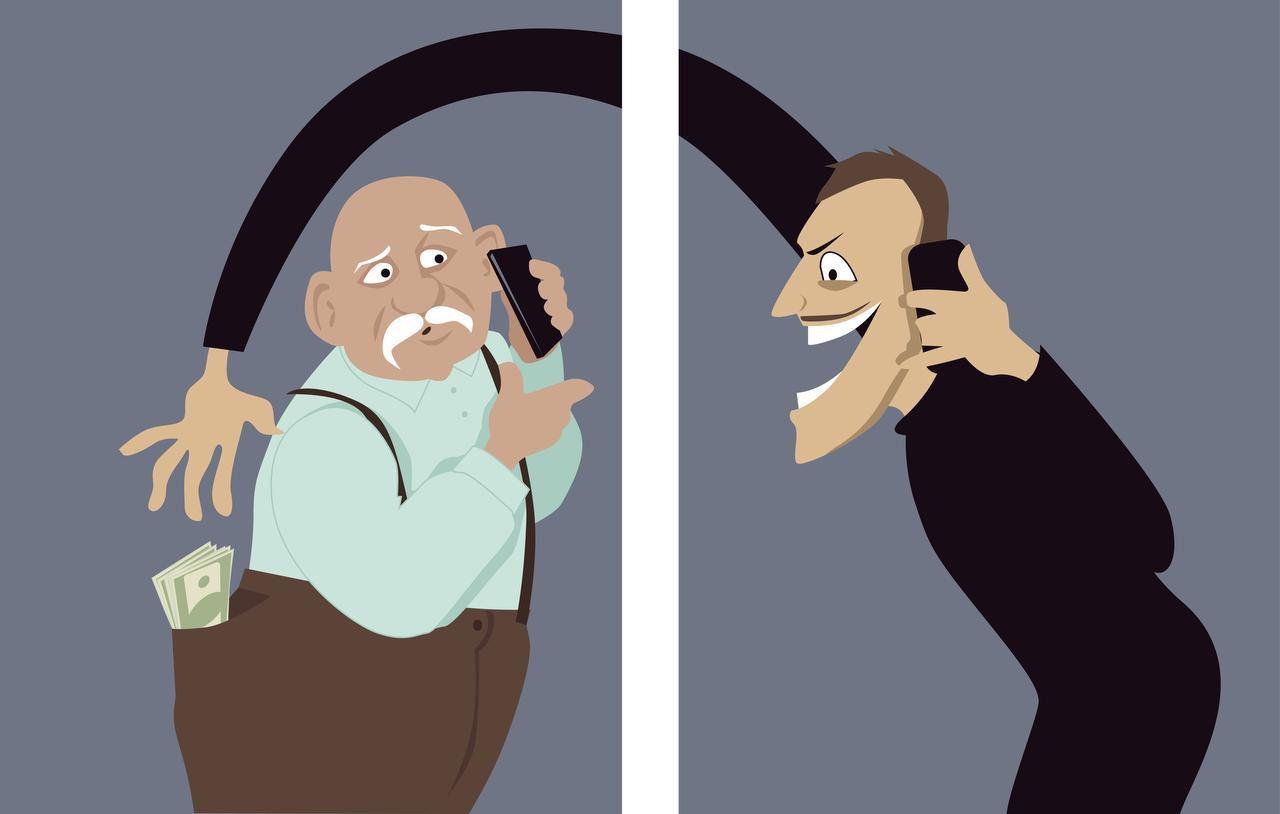 Si lo llama un cobrador en nombre de una agencia gubernamental, verifique que la deuda es legítima.(ISTOCK)