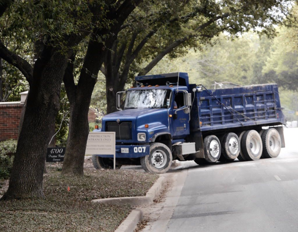 A sanitation worker working for the City of Dallas was killed Thursday after a city sanitation truck collided with a private waste company's vehicle, city officials said.