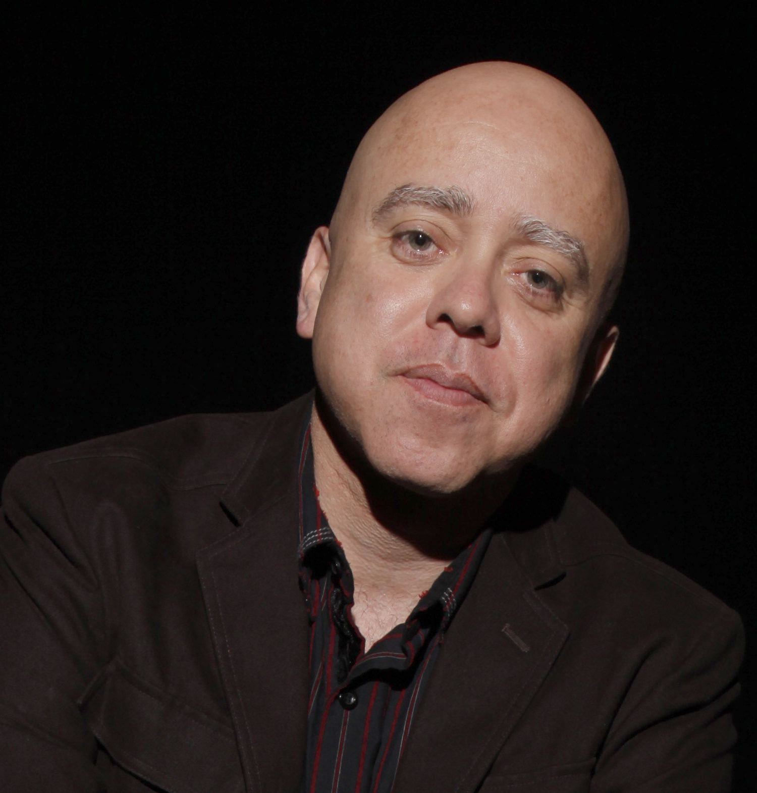 """Jorge B. Merced is directing Cara Mia Theatre Co.'s production of """"Swimming While Drowning."""""""
