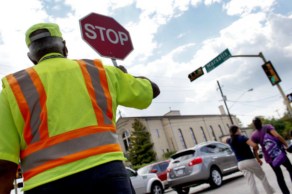 Southlake is urging drivers to be extra careful around schools as in-person classes get underway throughout the city.