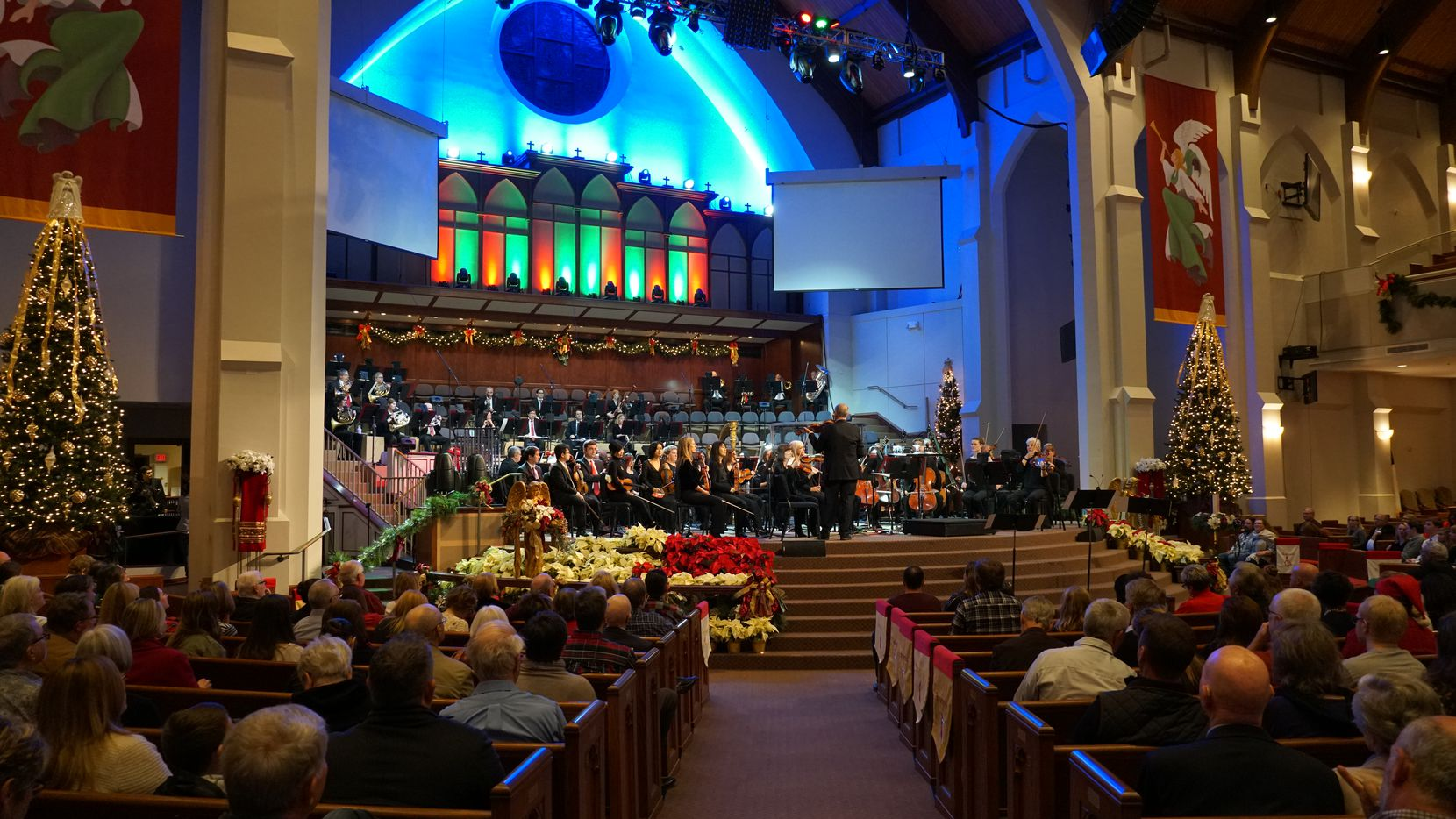 The Fort Worth Symphony Orchestra is returning to Southlake to present its annual holiday concert at White's Chapel United Methodist Church. COVID-19 precautions will be in place.