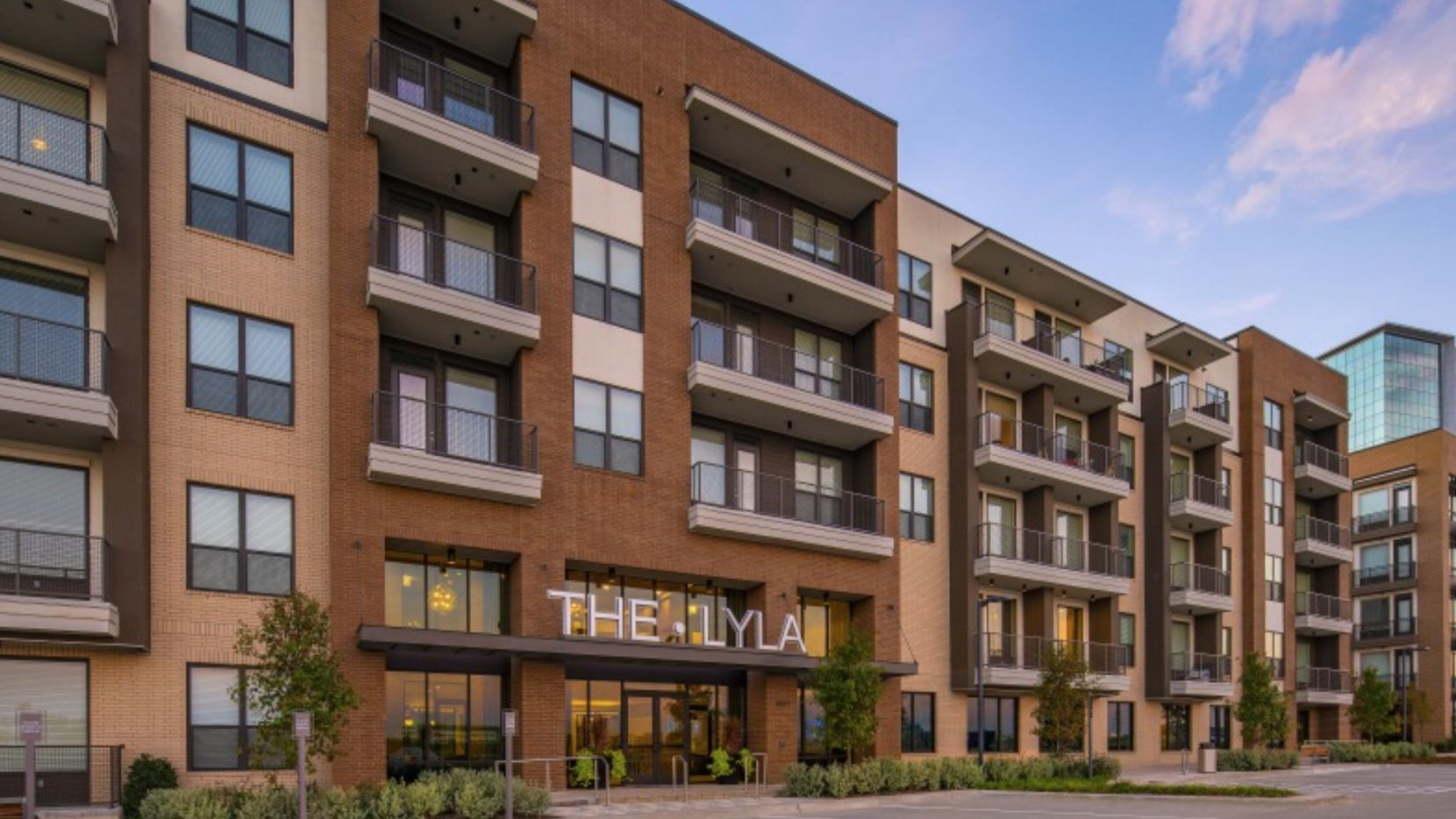 Dallas developer JLB Residential built the Lyla apartments in Richardson.