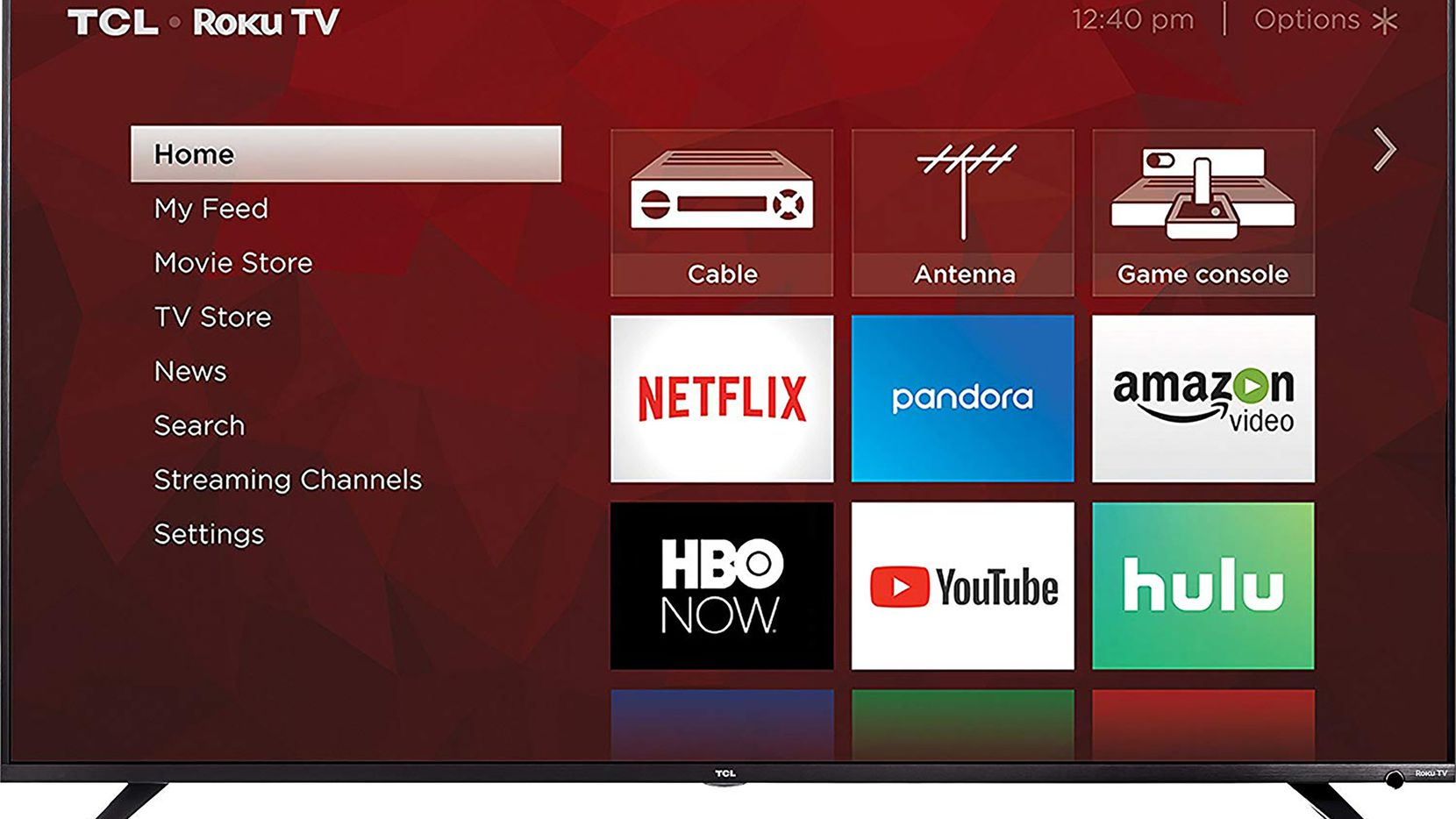 Roku streaming devices and Roku-enabled smart TVs like this one will no longer include the app for AT&T TV.