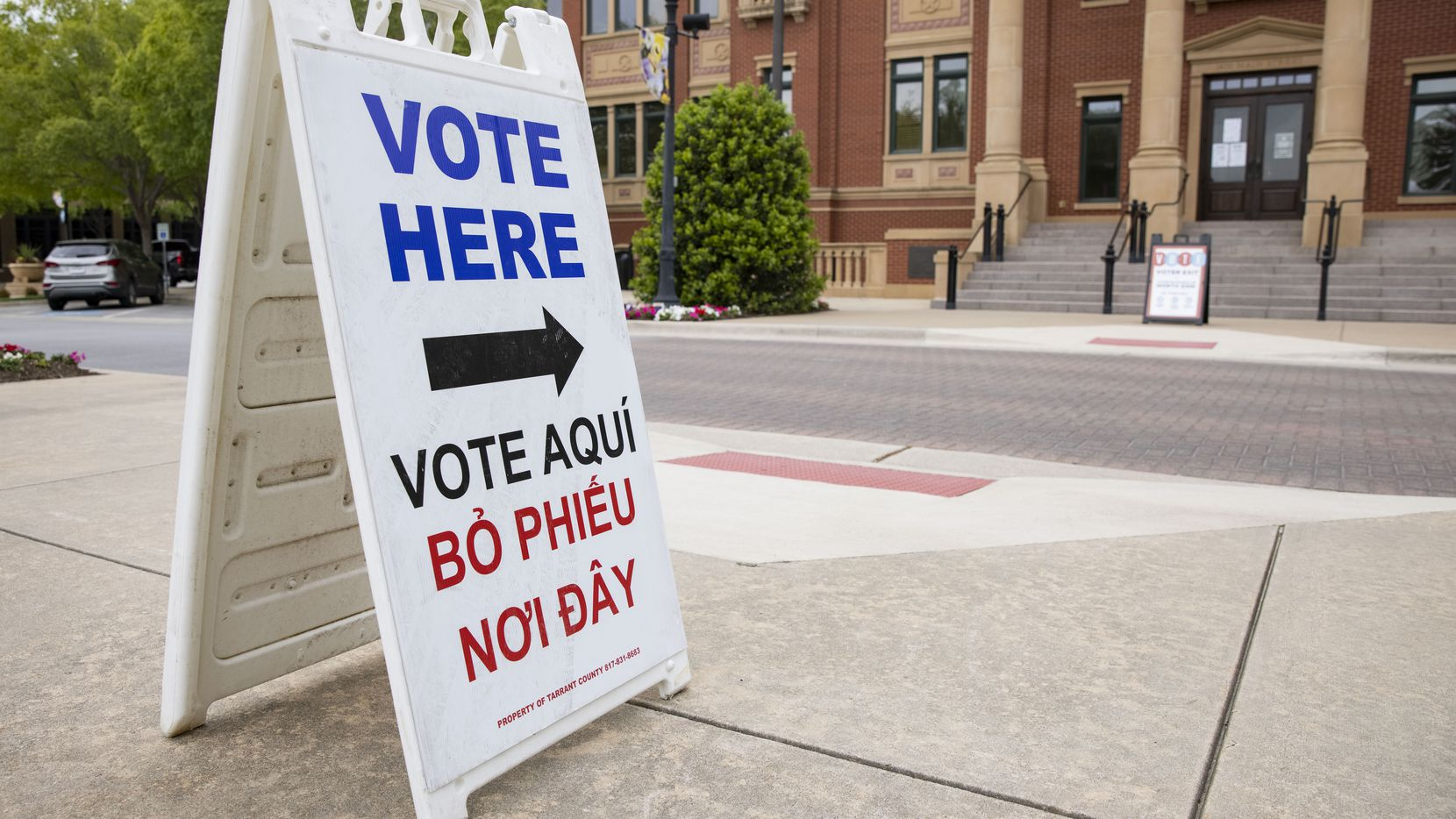Oak Cliff's District 4 is one of six Dallas City Council races headed for a runoff on June 5.