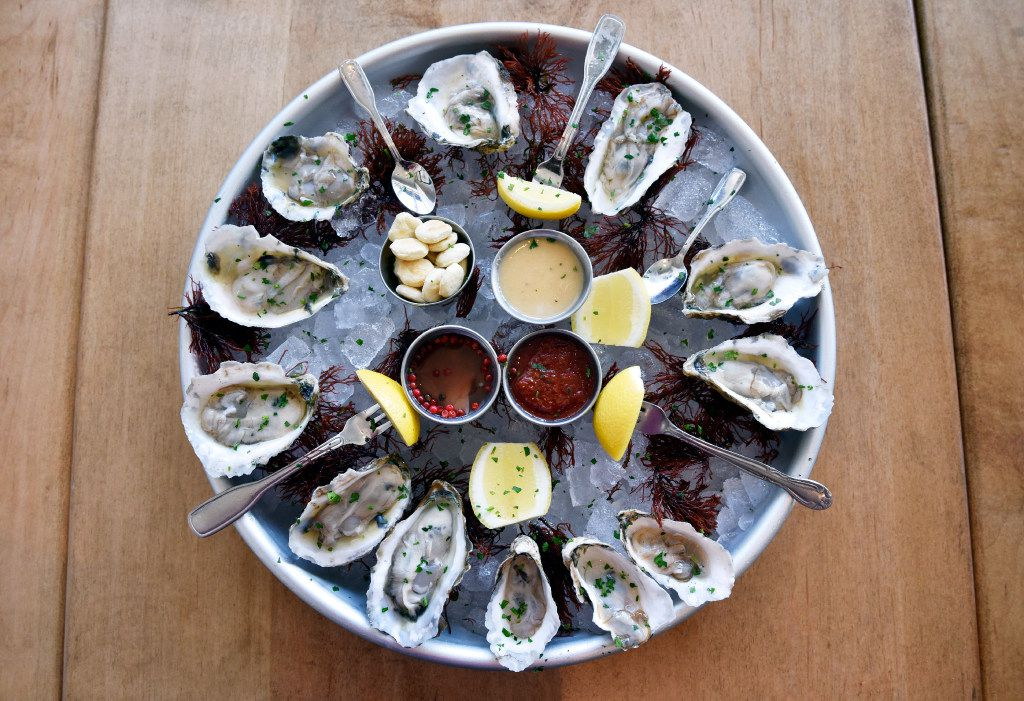 If you like oysters, Hudson House has them.