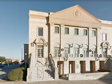 First United Methodist Church Denton