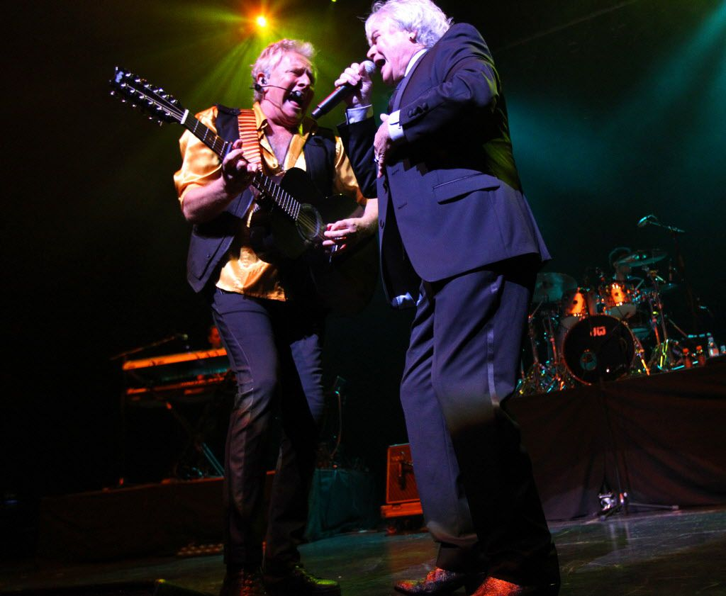 Air Supply is celebrating its 45th anniversary this year.