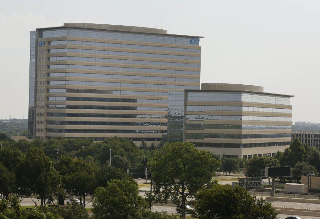 Blue Cross Blue Shield of Texas' headquarters in Richardson.