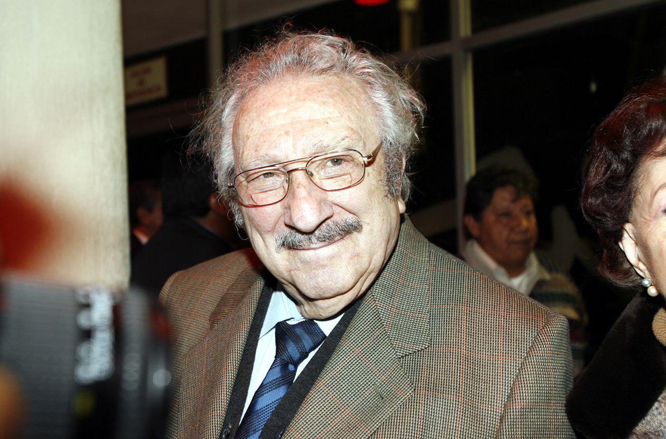 El actor y locutor Luis Gimeno, conocido por proyectos como Pueblo Chico, Infierno Grande, falleció a los 90 años de un paro cardiorrespiratorio./ AGENCIA REFORMA