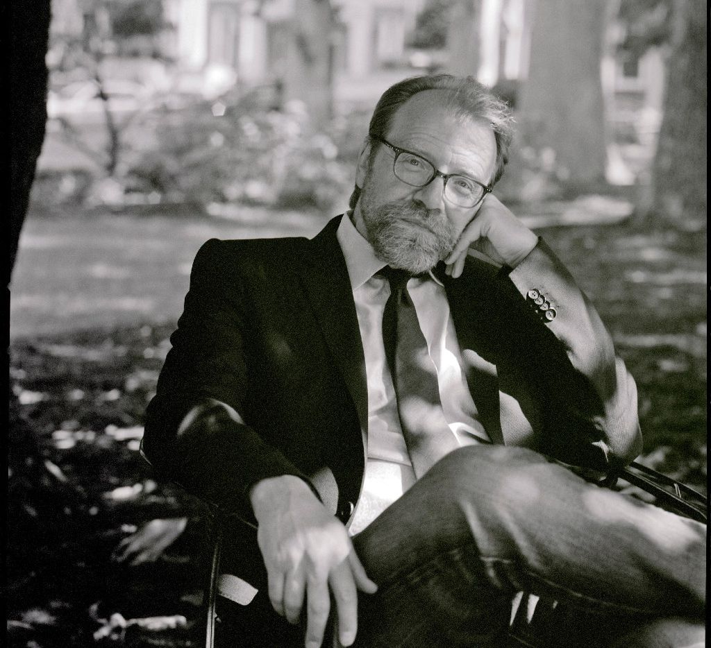 Author George Saunders says the idea for Lincoln in the Bardo was sparked by a comment made by his wife's cousin in Washington, D.C.