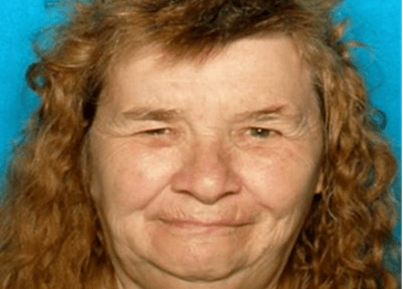 Delores McKittrick, 72, may be a danger to herself.