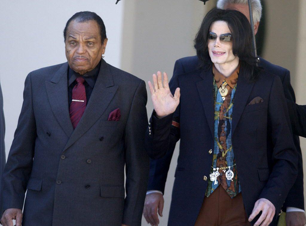 El padre de Michael y Janet Jackson falleció a los 89 años./AP