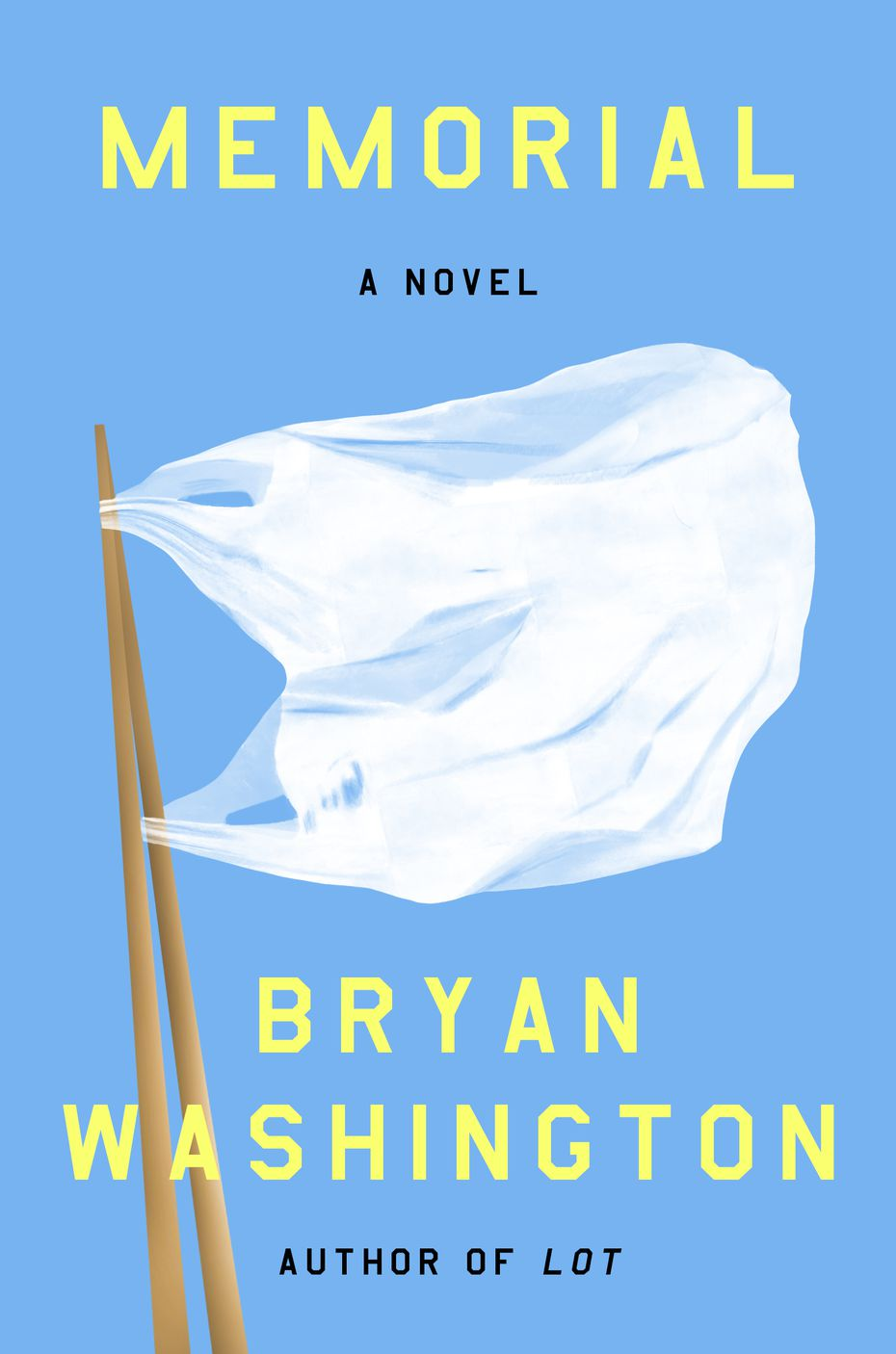 "Bryan Washington's debut novel, ""Memorial,"" focuses on a gay couple at a critical time in their relationship."
