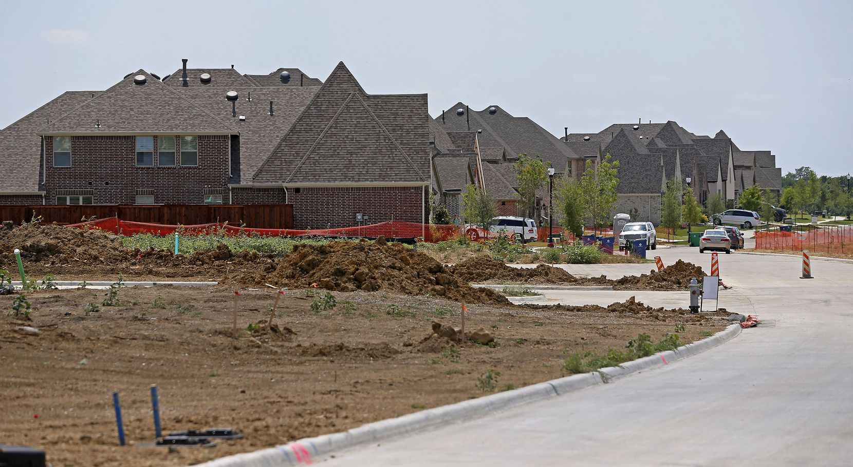 More than 700 homes have been built in Windsong Ranch with plans for more than 3,000.