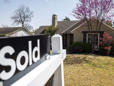 Median home sales prices in the D-FW area are at a record $341,000.