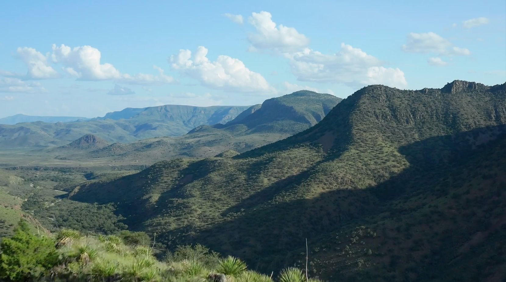 Fox Canyon Ranch is south of Interstate 10 in far west Texas.