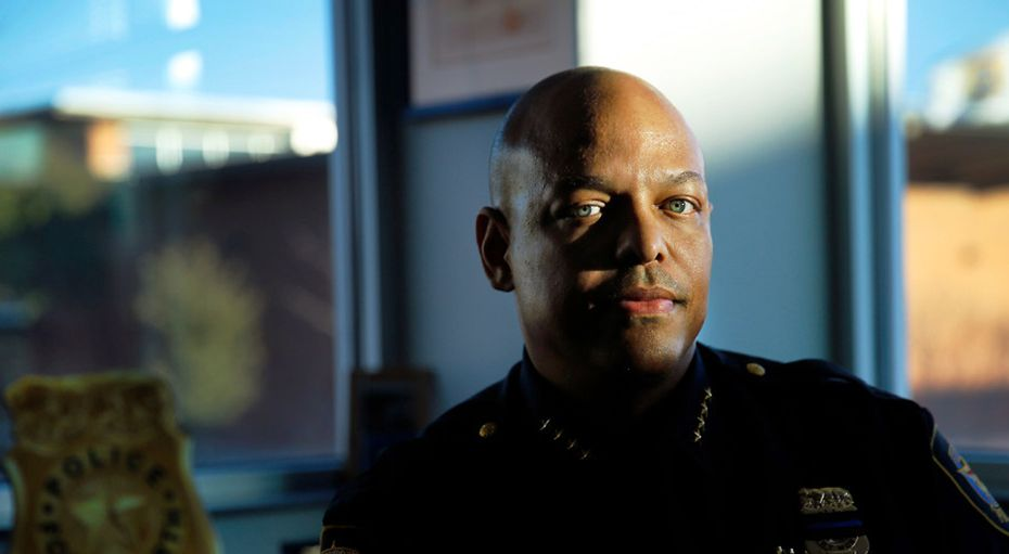 Joel Fitzgerald was fired as Fort Worth police chief in May and has filed a lawsuit against the city.