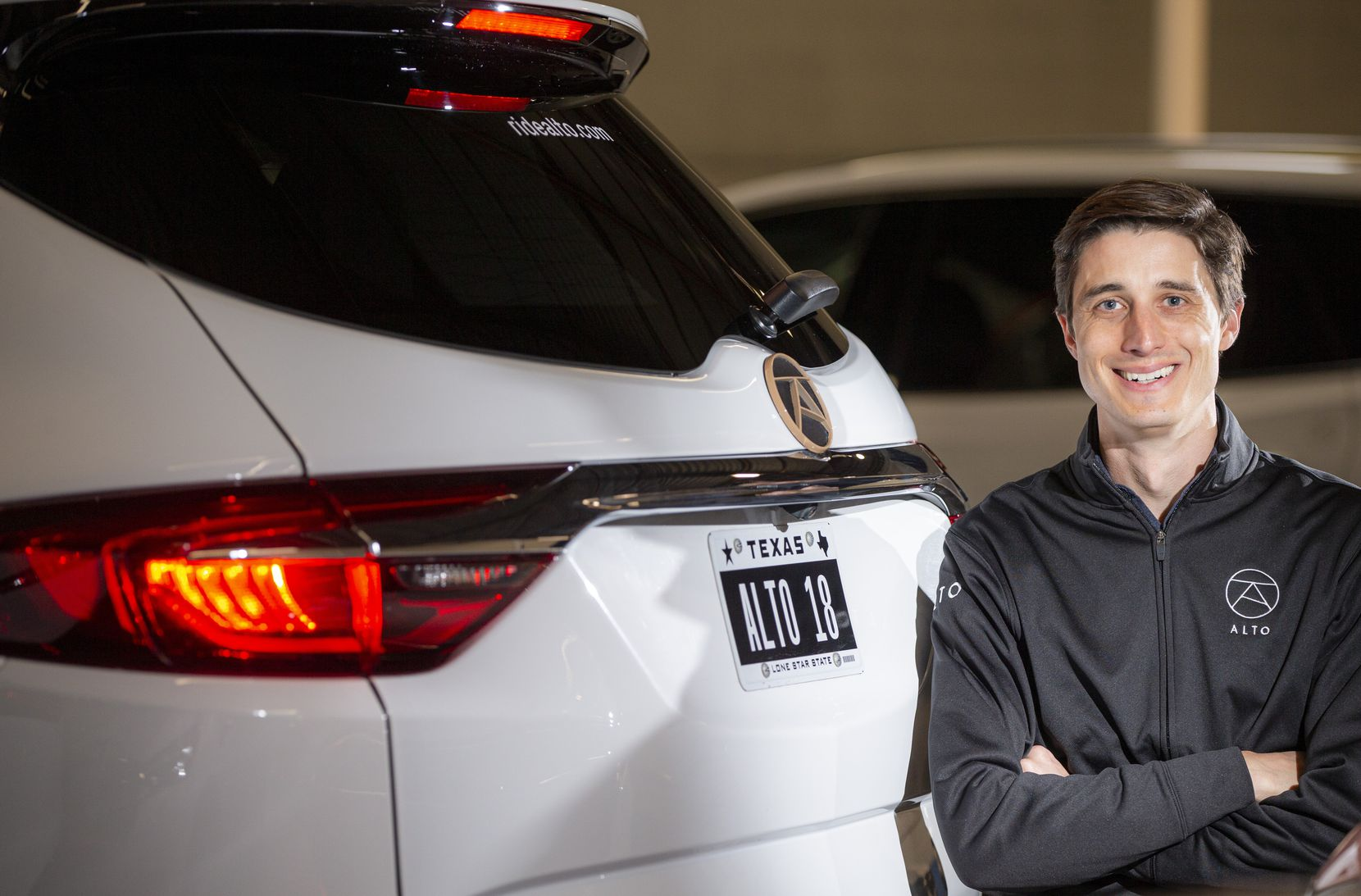 Alto's founder and CEO Will Coleman is a Dallas native and former consultant. He began the company with the backing of Road Ventures, a European venture firm focused on transportation. (Brandon Wade/Special Contributor)