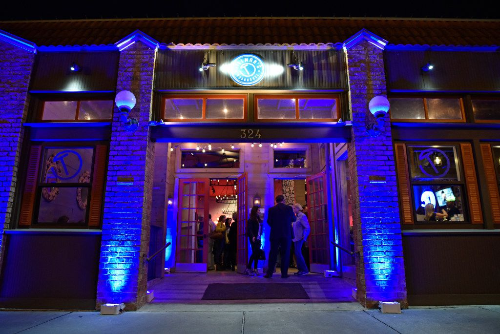 The outside of Tillman's Roadhouse restaurant in Bishop Arts during a relaunch party for the restaurant, on Tuesday, Jan. 10, 2017 in Dallas. Ben Torres/Special Contributor