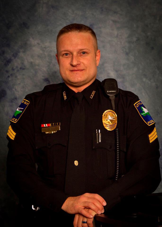 Detective Jerry Walker (Little Elm Police Department)