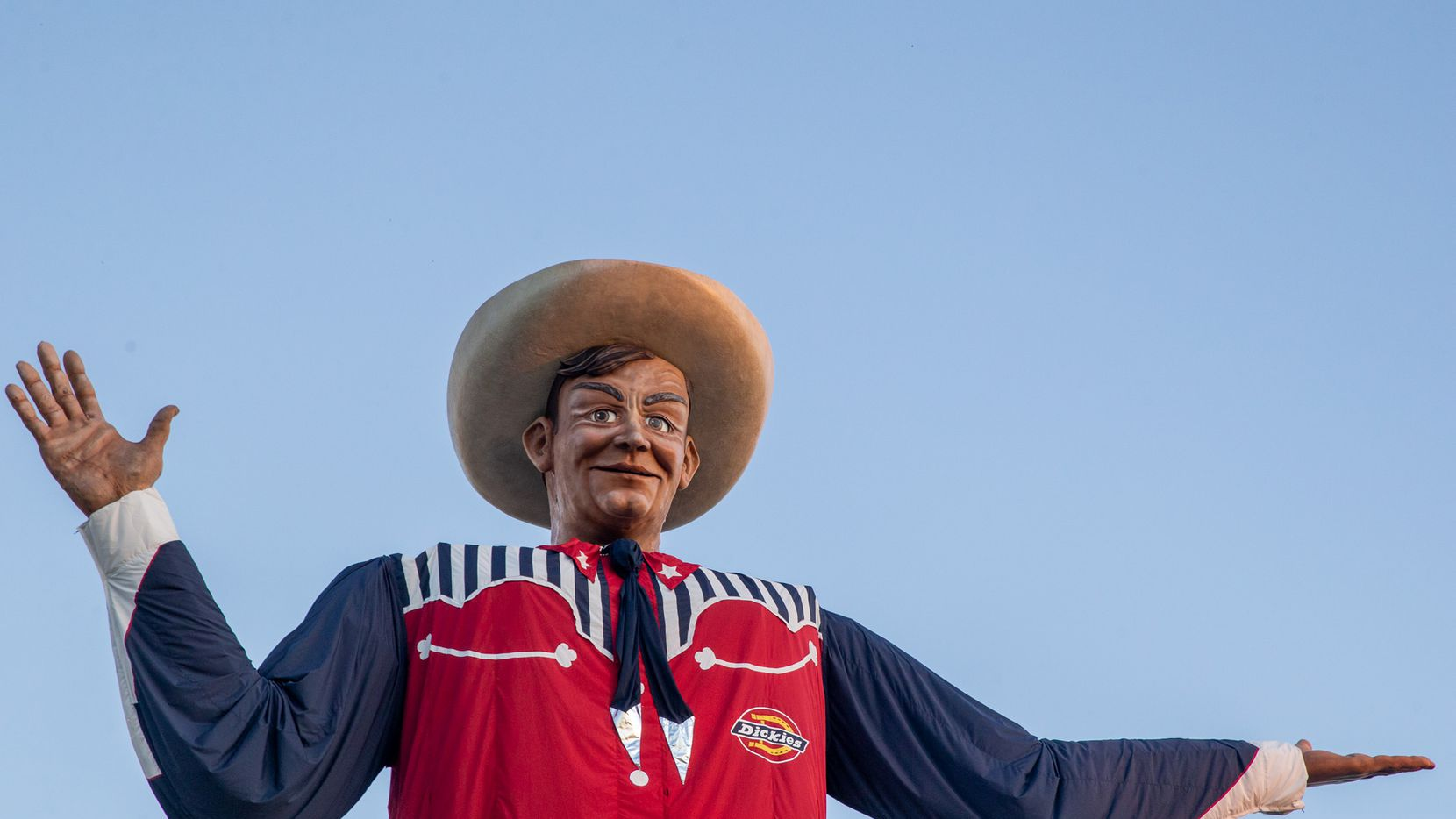 From 2013 to 2019, Bob Boykin was the voice of Big Tex at the State Fair of Texas. Boykin died in January 2020 and the State Fair will look for a new voice soon.