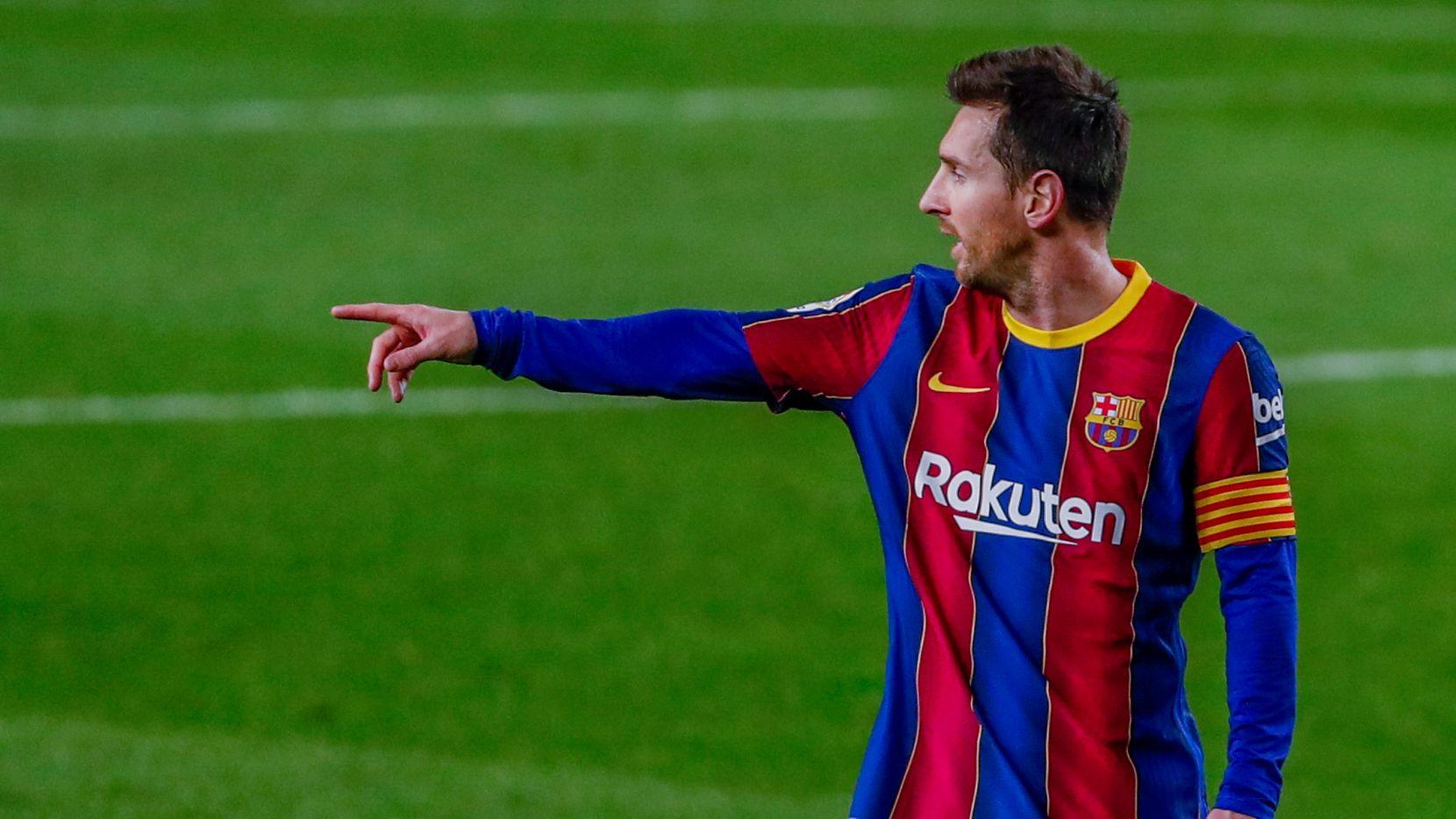 Al parecer, Lionel Messi está listo para buscar nuevos horizontes fuera del Club Barcelona.