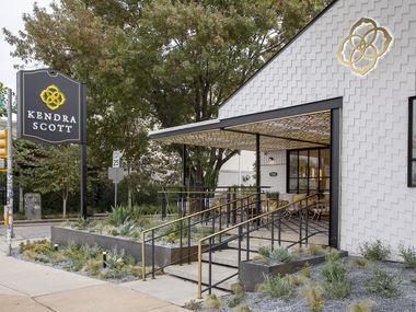 Kendra Scott's flagship store in Austin.