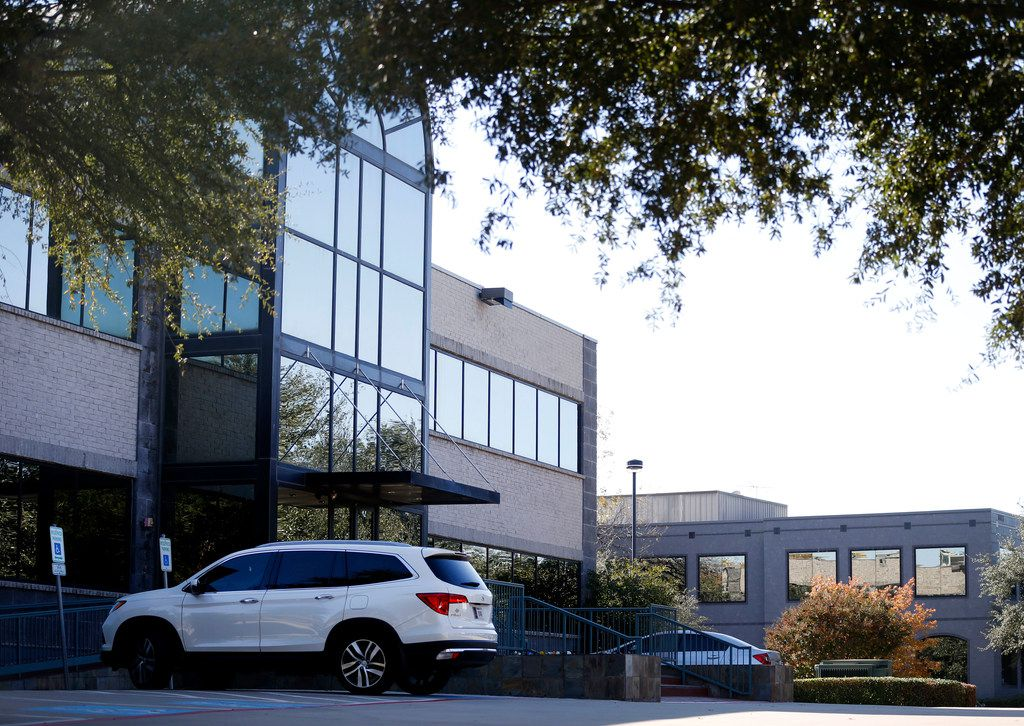 Two buildings next to each other house the offices of Preferred Care Partners Management Group Consulting, LLC (left) at 5420 W. Plano Parkway, and Preferred Care, Inc. (right) at 5500 W. Plano Parkway, in Plano, Texas on Wednesday, Nov. 29, 2017.