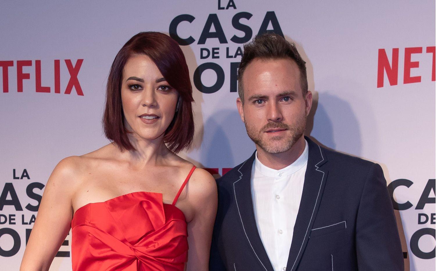 Fernanda Castillo y Erik Hayser tendrán un niño.