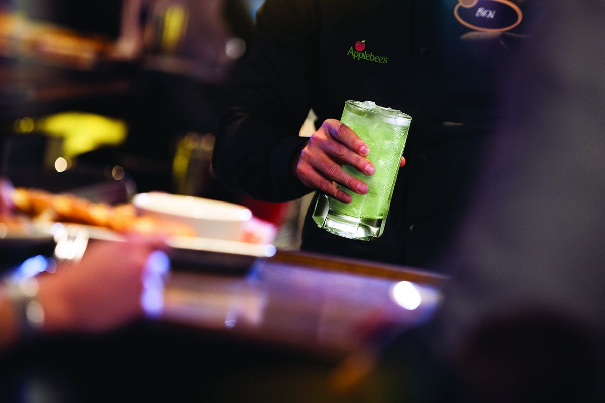 Applebee's been in the cheap-as-all-heck drink business for years, with a rotating selection of affordably priced cocktails.