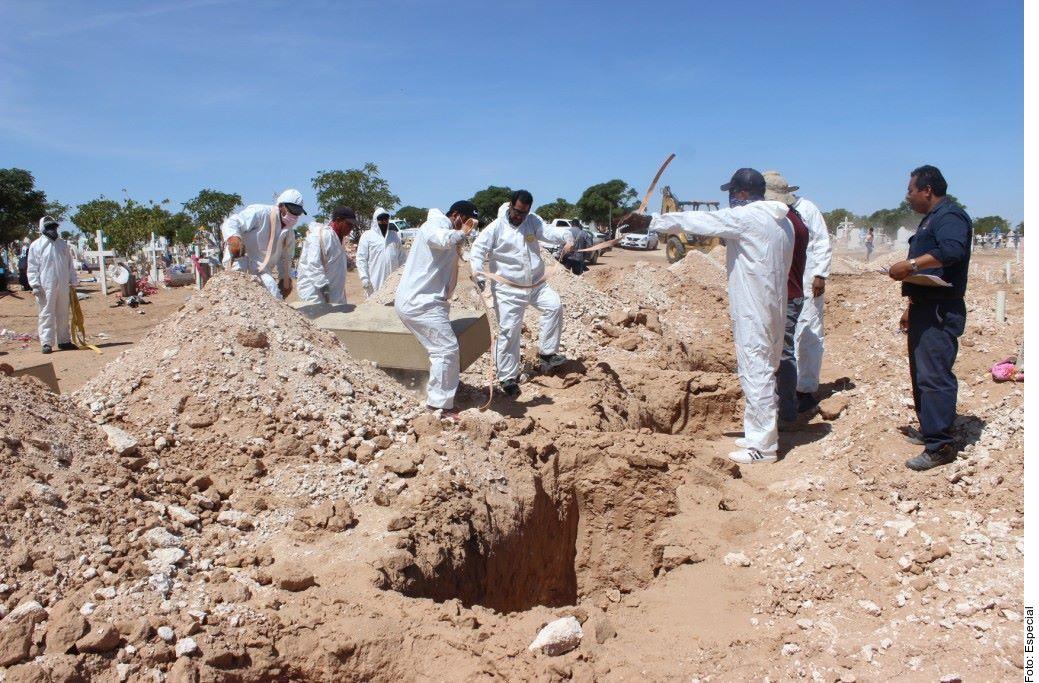 Autoridades de Ciudad Juárez construirán un nuevo panteón para dar destino final a los restos de personas fallecidas no identificadas o no reclamadas